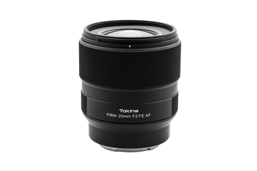 Tokina FiRIN 20mm f/2 FE AF lens firmware released