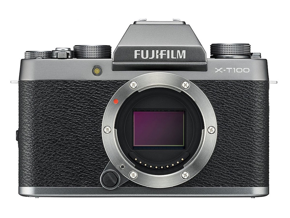 Fujifilm Released Firmware Updates for Fujifilm X-T100 and X-A5