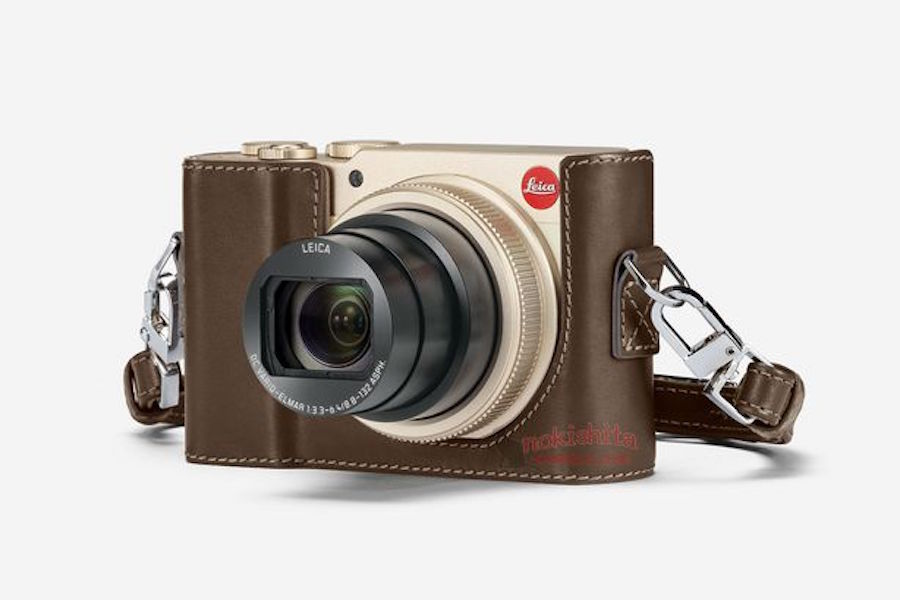 Leica C-LUX camera to be announced soon