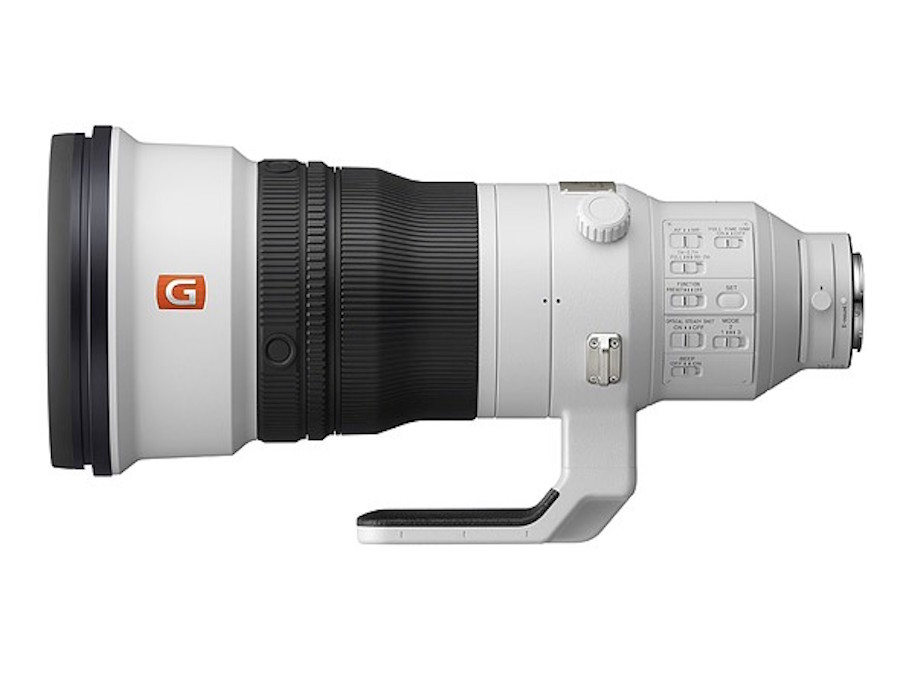 Sony FE 400mm f/2.8 GM OSS Lens Officially Announced, Price : $12,000