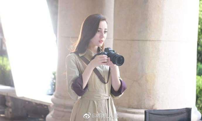 New Images of Nikon Full Frame Mirrorless Camera