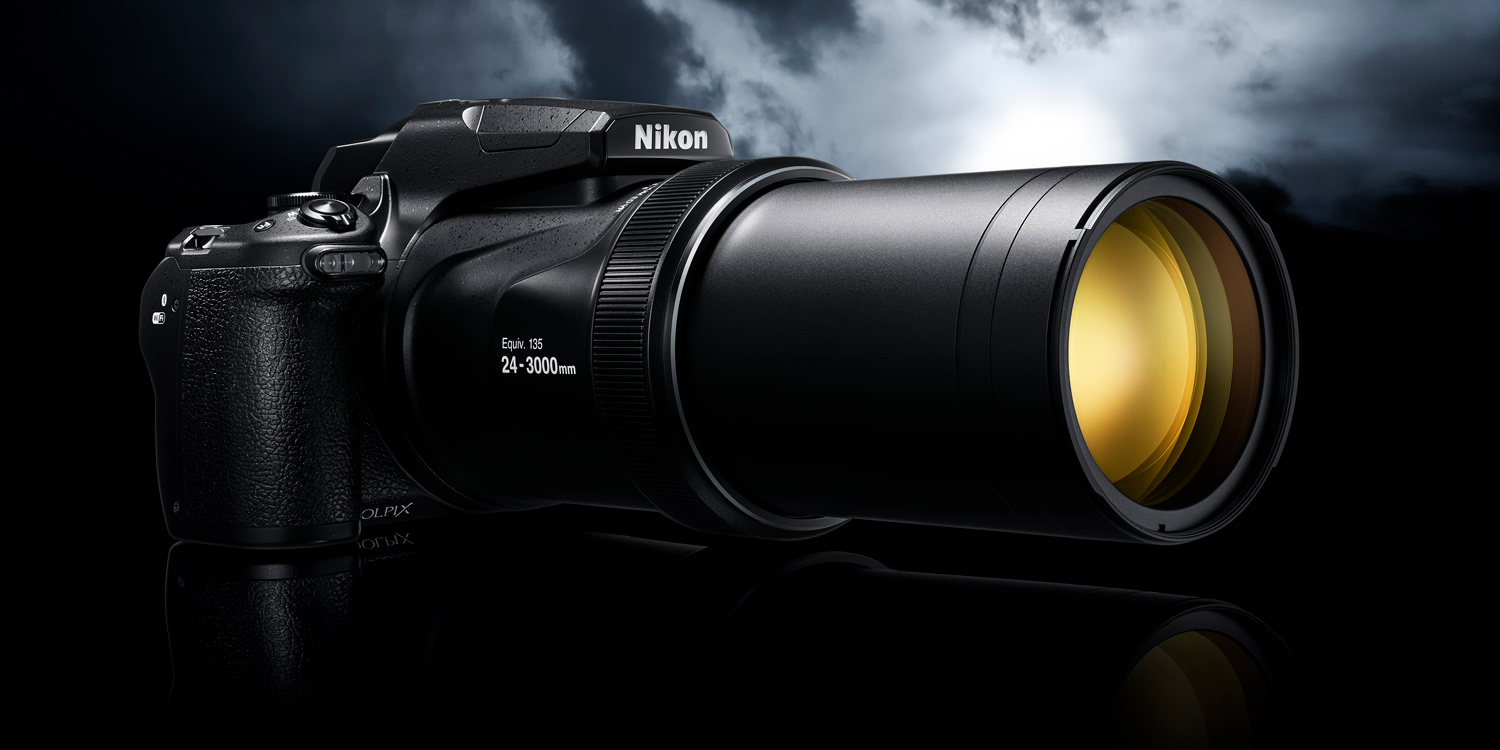 Nikon Coolpix P1000 hands-on review and test videos