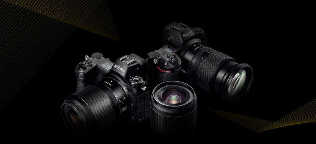 Nikon DX (APS-C) Z-mount Mirrorless Camera Coming