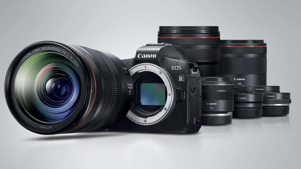 Canon EOS R Firmware Update Version 1.1.0 Released