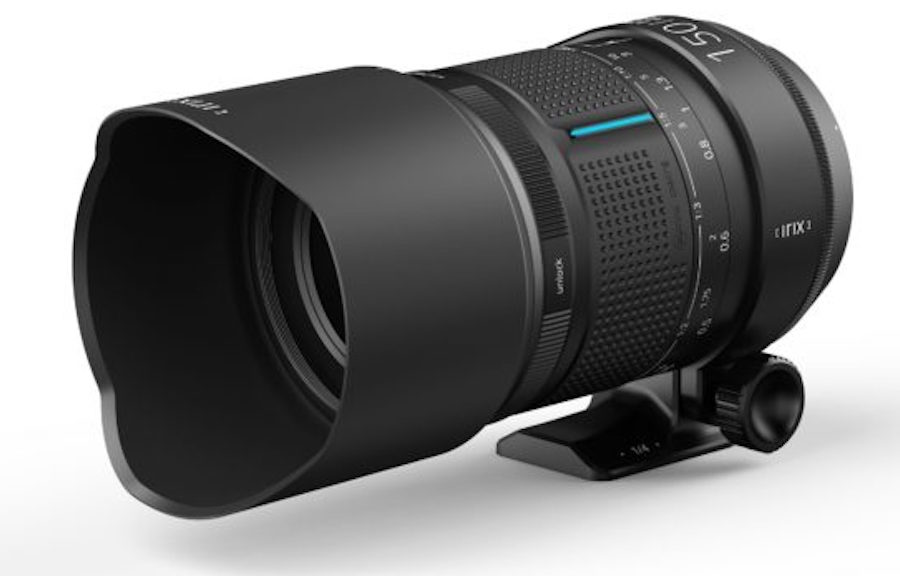 Irix 150mm f/2.8 MACRO 1:1 Lens Additional Coverage