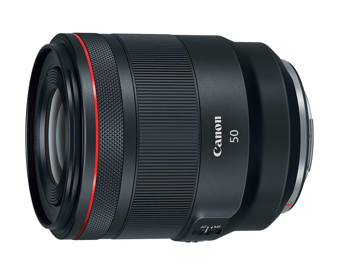 Canon RF 24mm f/1.2L & RF 85mm f/1.2L Lenses in the Works