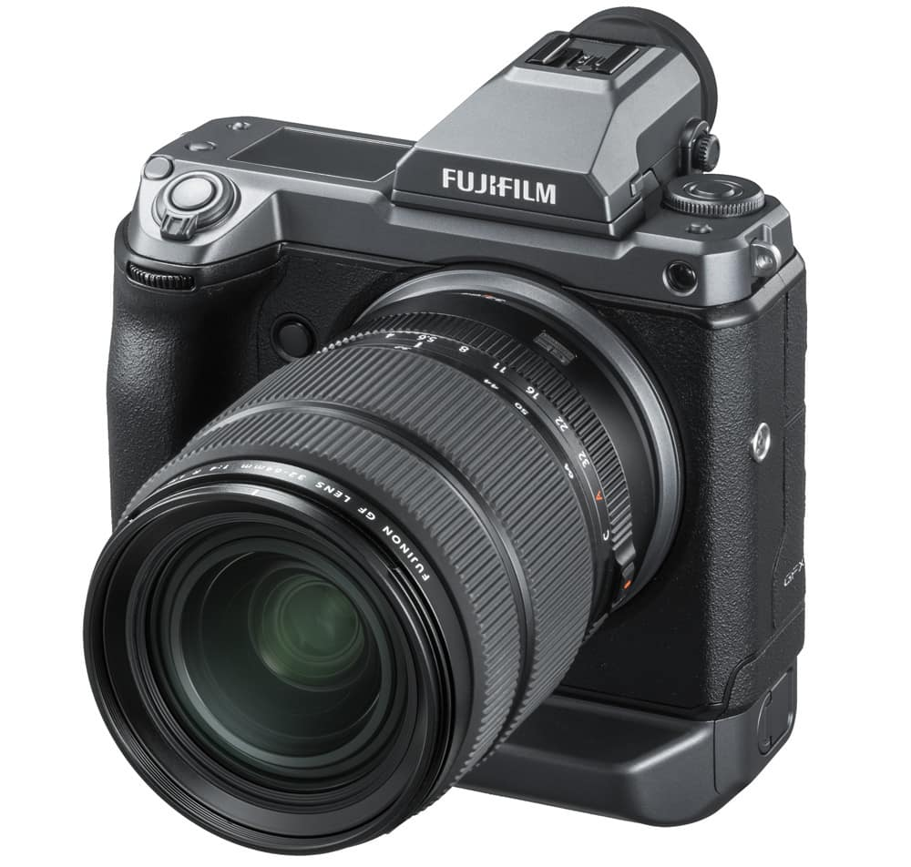 Rumored FujiFilm GFX 100 Specs, Coming on May...