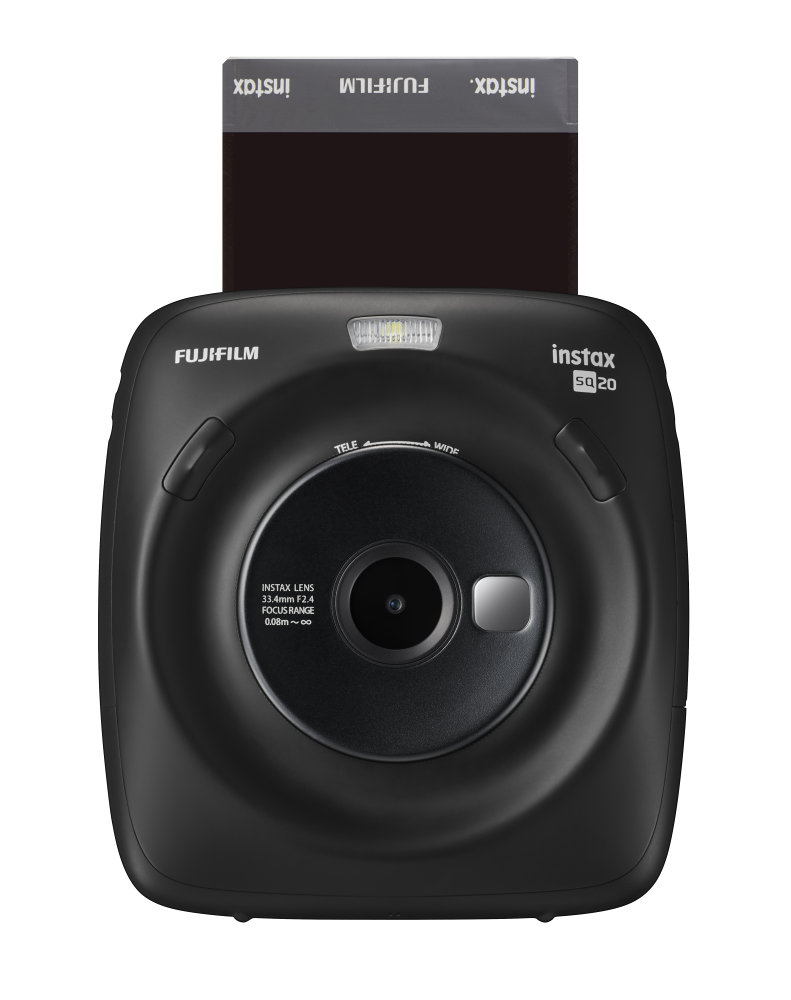 Fujifilm Instax Square SQ20 Announced