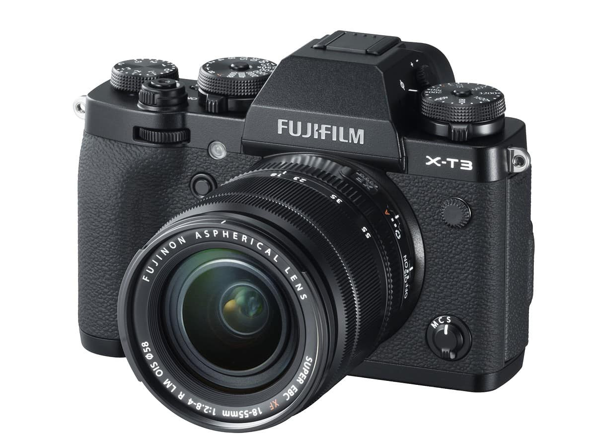 Fujifilm X-T3 Firmware Update 1.02 Released