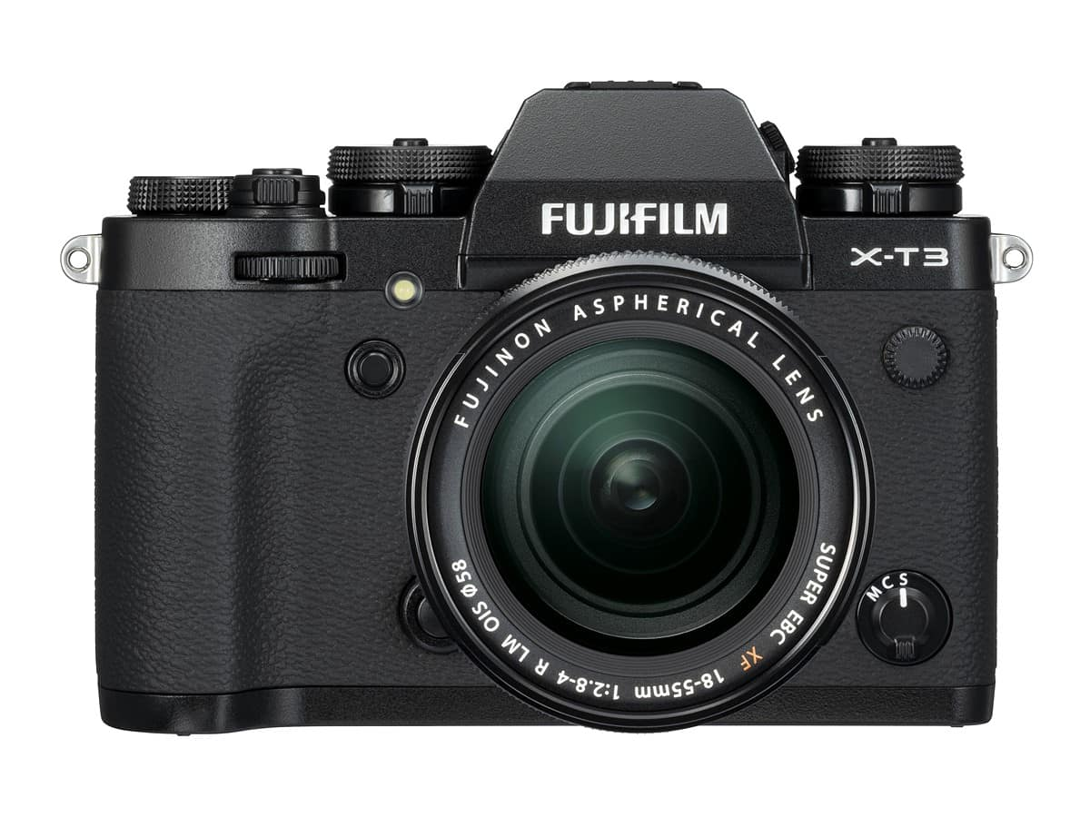 Fujifilm X-T3 Camera Body Firmware Update Ver.3.00