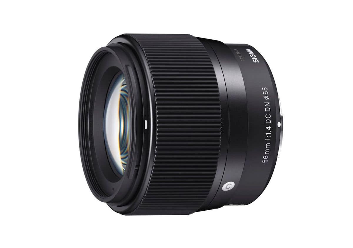 Sigma 40mm f/1.4 DG HSM Art and 56mm f/1.4 DC DN lenses to be released on November 22nd