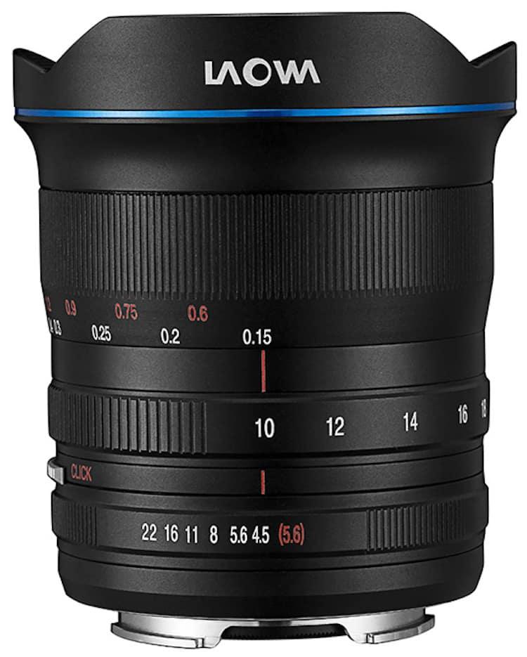 Venus Optics officially announces Laowa 10-18mm f/4.5-5.6 FE Zoom Lens