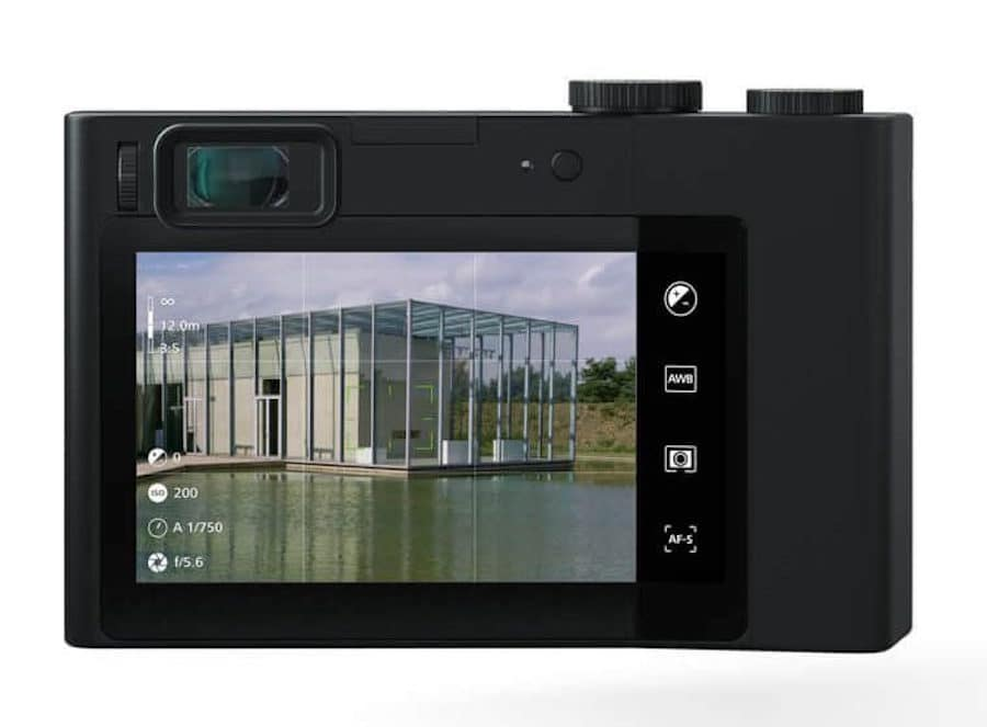 Zeiss ZX1 Full Frame Compact Camera Specs and Detail