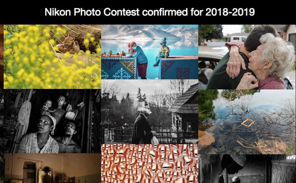 Nikon Photo Contest 2018-2019 Open for Entries