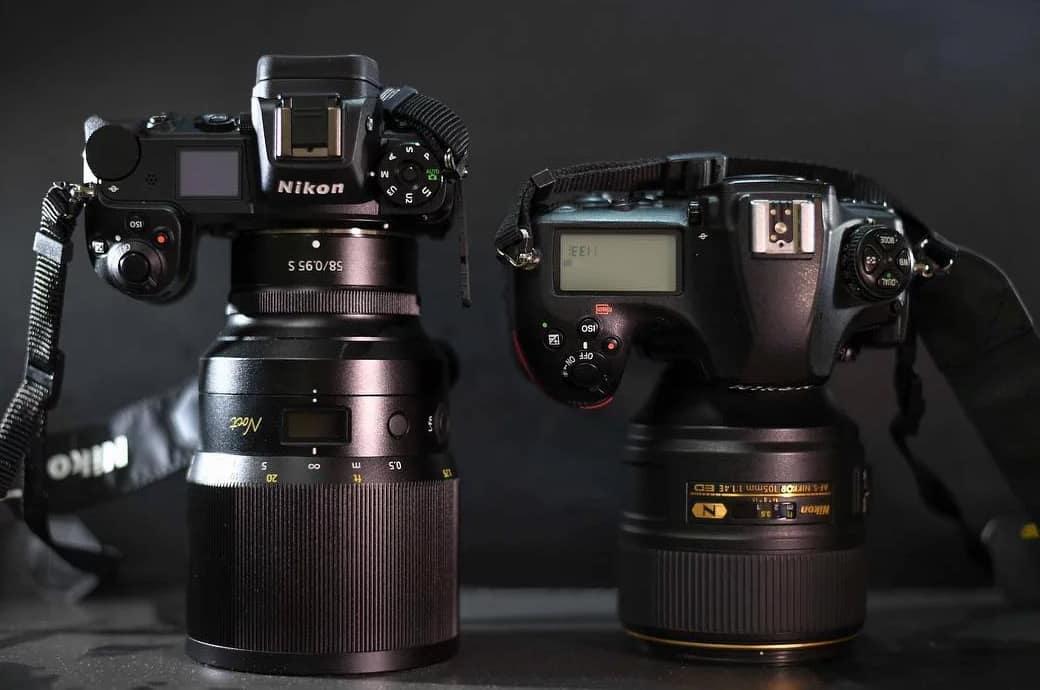 First Real World Images of Nikon Z-Noct-Nikkor 58mm f/0.95