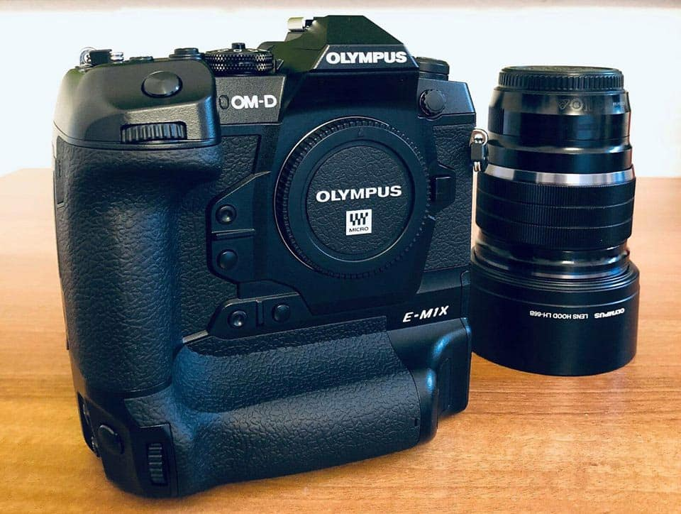 First Olympus E-M1X Images Leaked