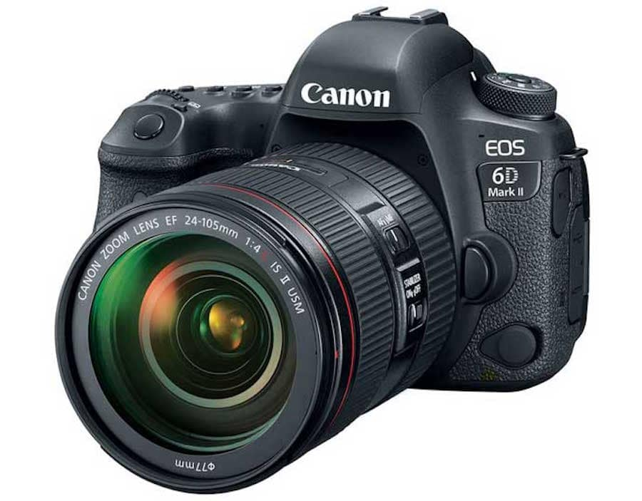 What to Expect from Canon 6D Mark III Camera?