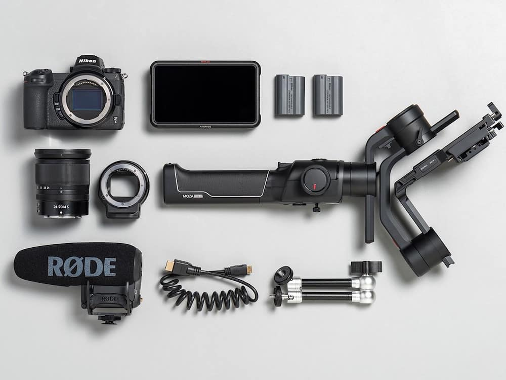 Nikon Z6 Filmmaker's Kit Announced