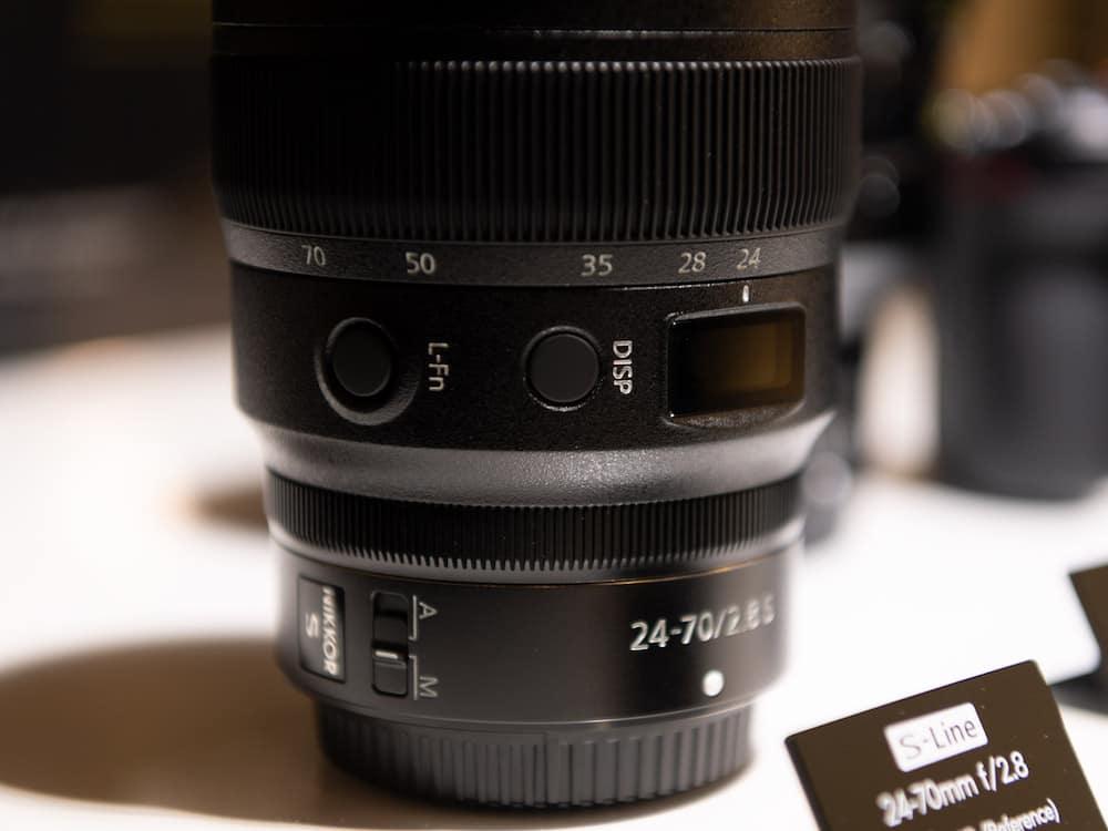 Nikon NIKKOR Z 24-70mm f/2.8 S Lens Coming Next