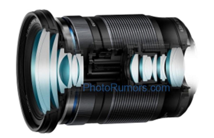 Olympus 12-200mm f/3.5-6.3 MFT Lens Coming Soon