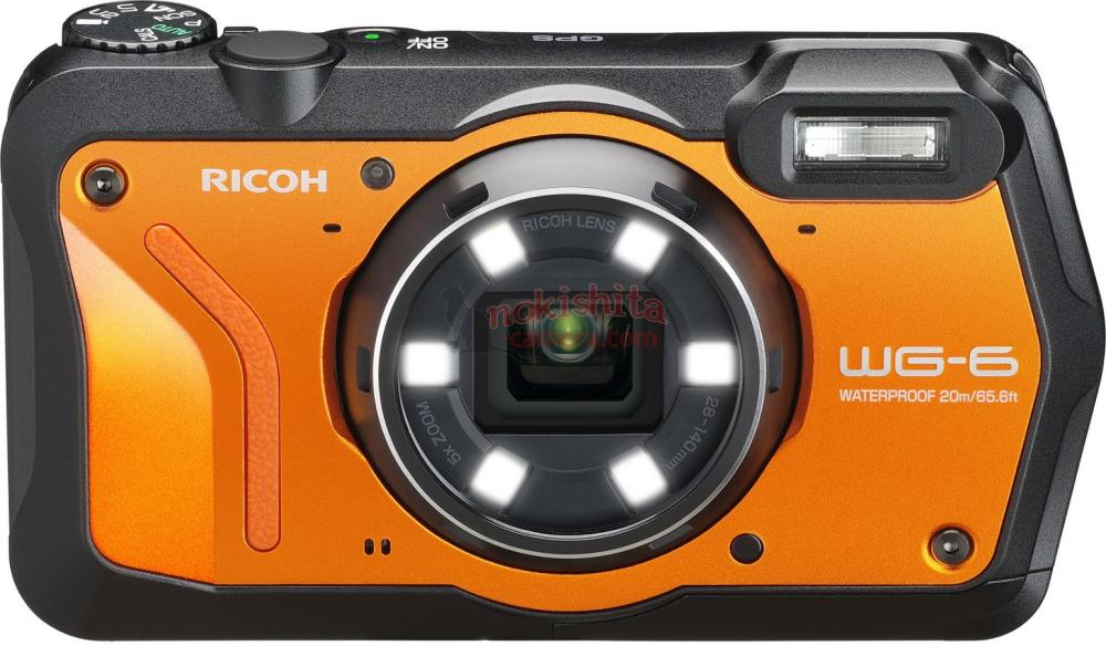 Ricoh GR III, WG-6 & G900 Specs and Images Leaked
