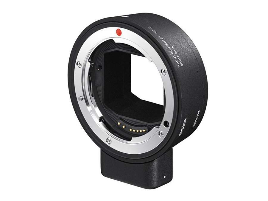 Sigma Announces Pricing & Availability for Sigma Mount Converter MC-21