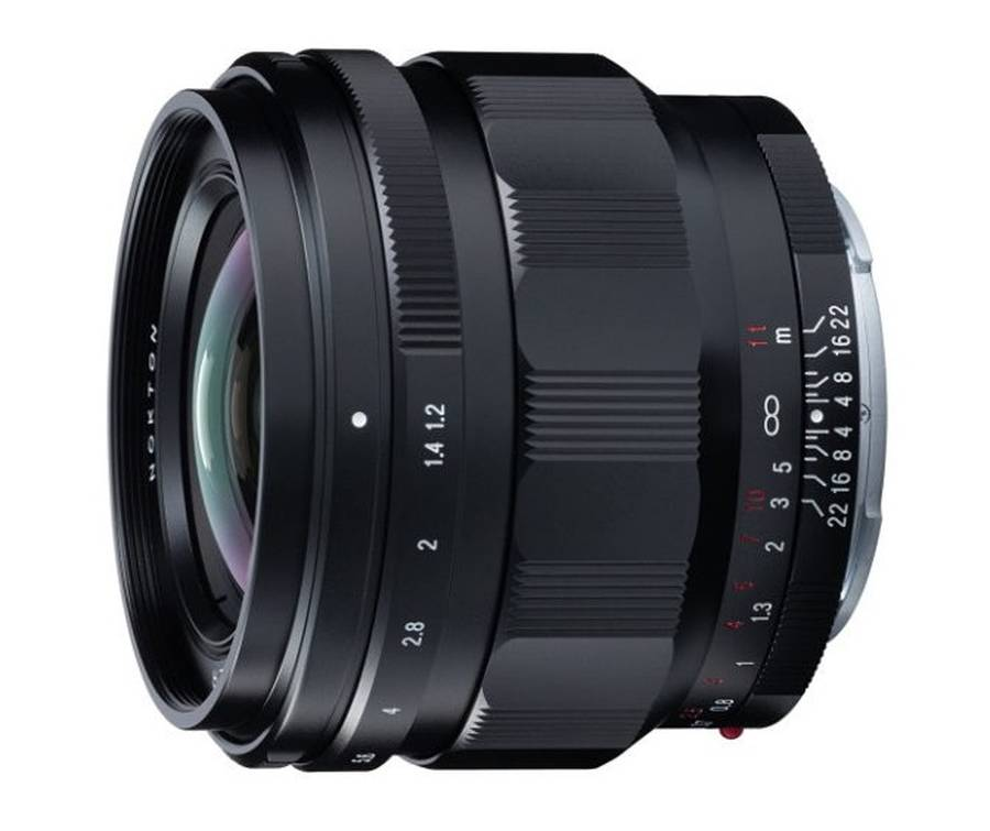 Voigtlander Nokton 50mm f/1.2 Aspherical Lens Announced for Sony E-mount
