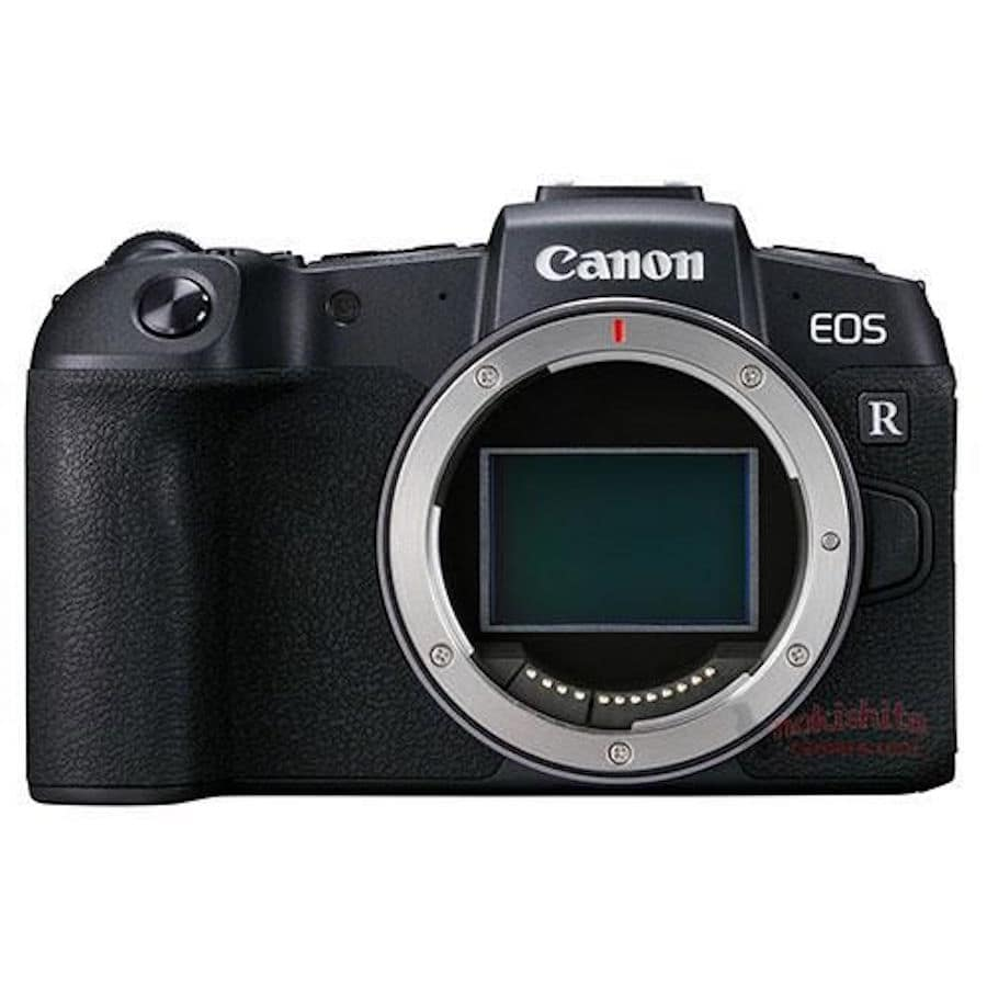 Canon Eos Rp Price Is 1299 Usd