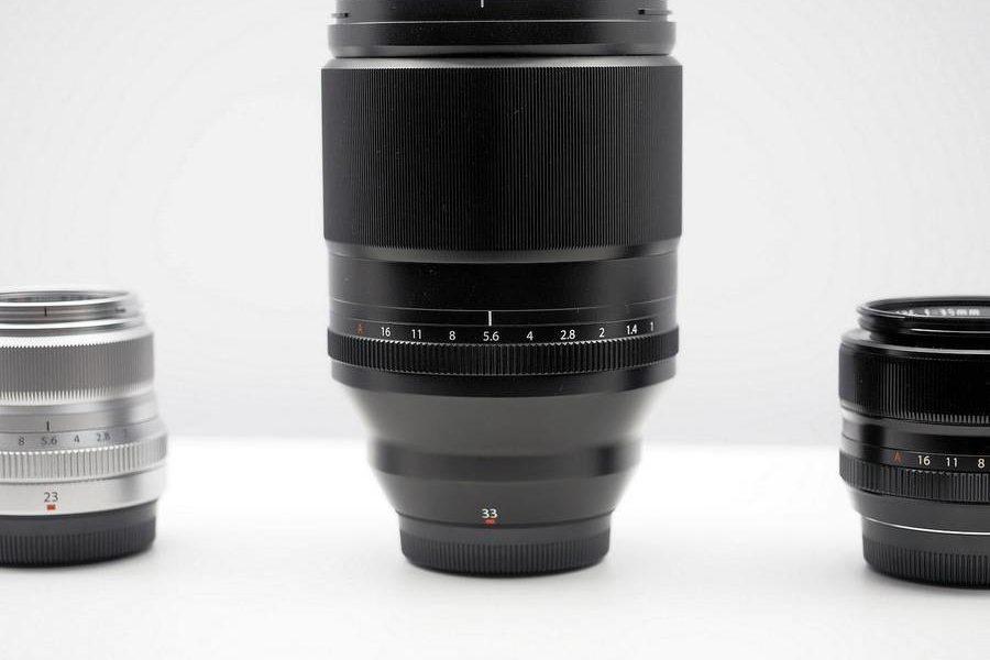 XF 33mm f/1 R WR - Daily Camera News