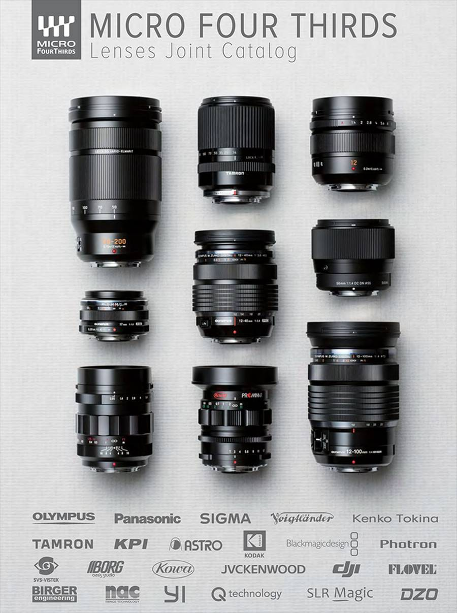 New 2019 MFT Lens Catalog Now Available
