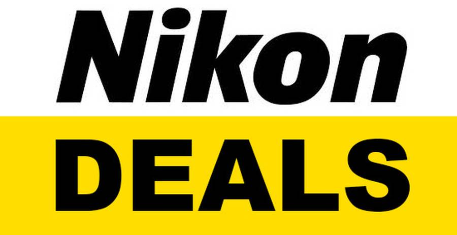 New Nikon US Rebates on select Nikkor Z and F lenses, $500 off the Nikon D850, $300 off the D780