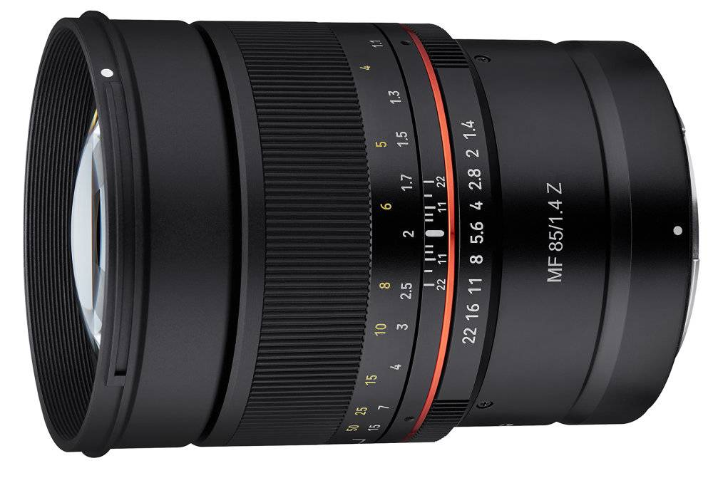 SAMYANG Releases 3 New Lenses for Nikon AF 85mm F1.4 F plus MF 14mm F2.8 Z and MF 85mm F1.4 Z