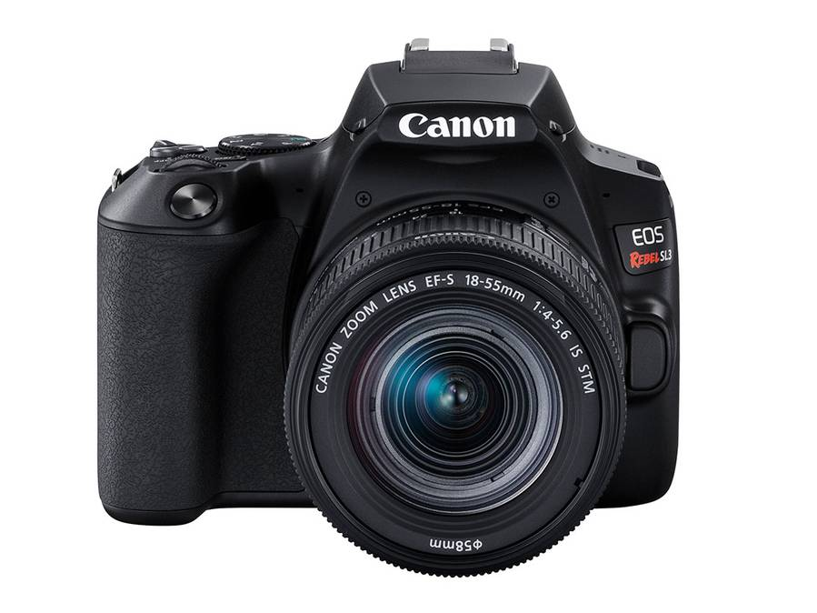 LIGHT IN WEIGHT, HEAVY IN FEATURES: INTRODUCING THE EOS REBEL SL3 COMPACT DIGITAL SLR CAMERA