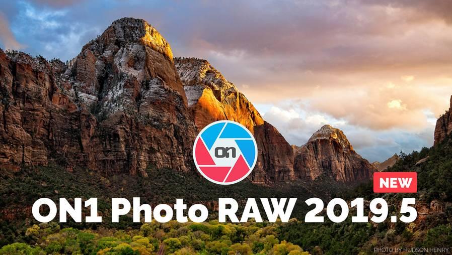 ON1 Photo RAW 2019.5...