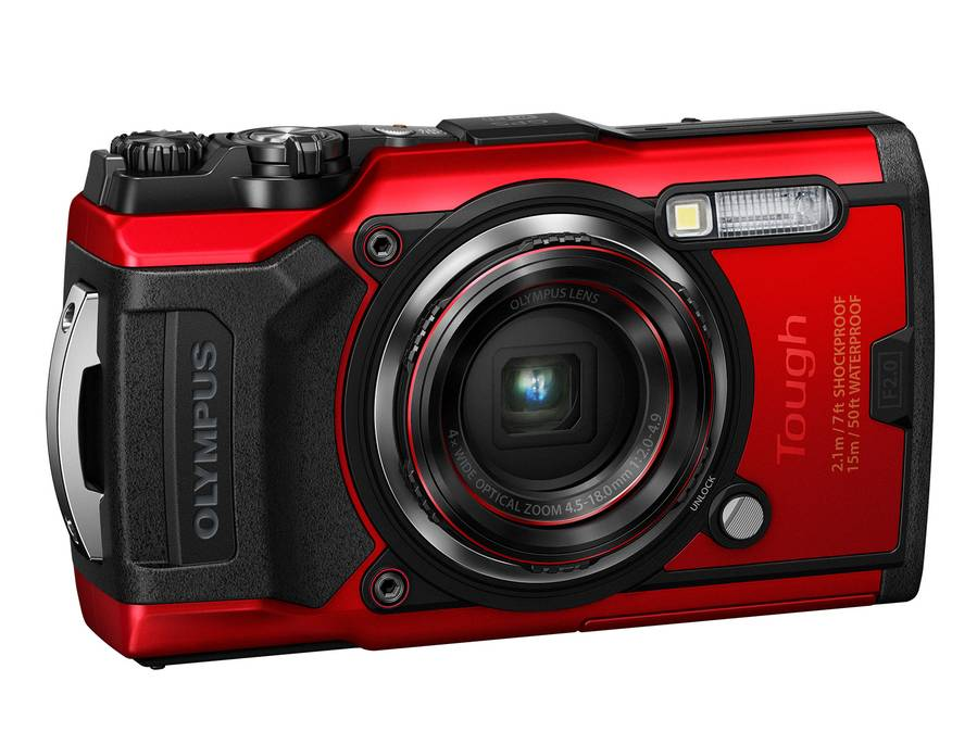Olympus Tough TG-6 Announced With New Range Of Accessories
