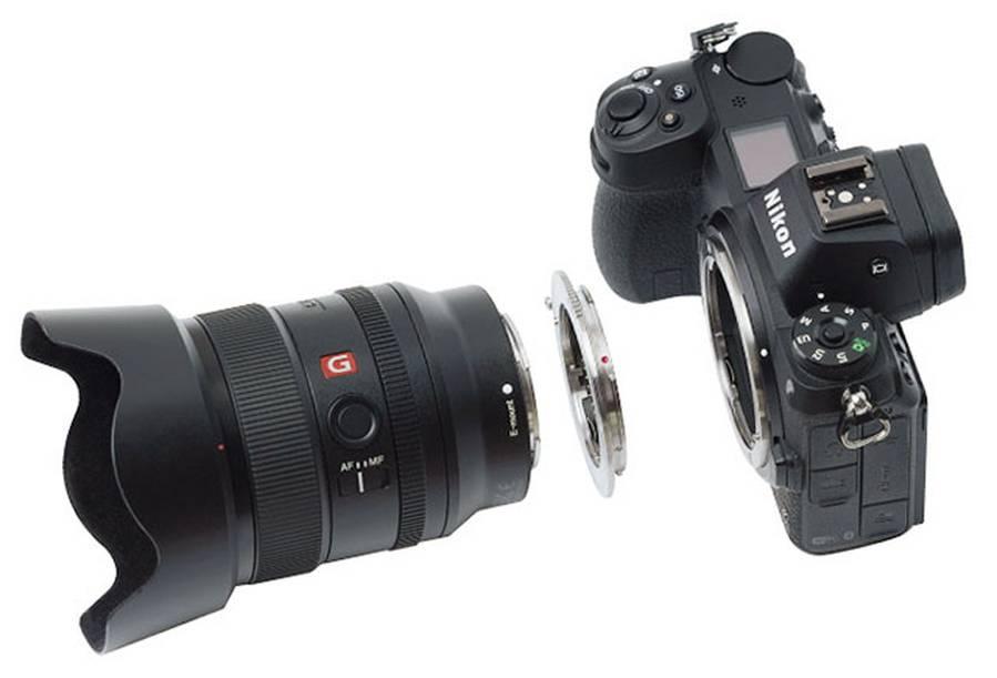 Techart Announces TZE-01 Sony E to Nikon Z autofocus adaptor
