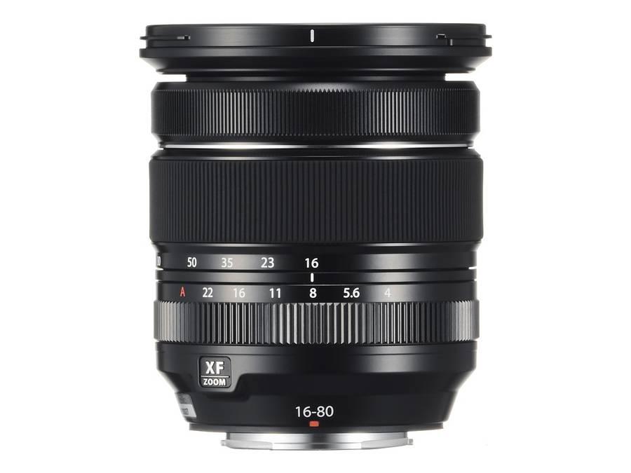 Fujifilm XF 16-80mm f/4 R OIS WR Lens Announced, Price : $800