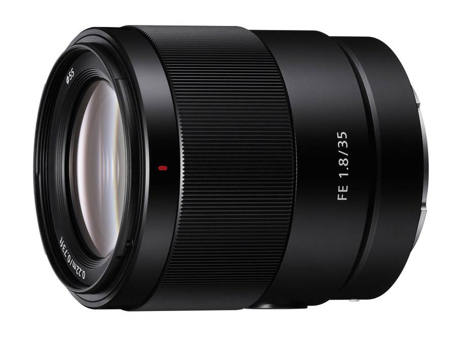 Sony FE 35mm f/1.8 Lens Officially Announced, Price...