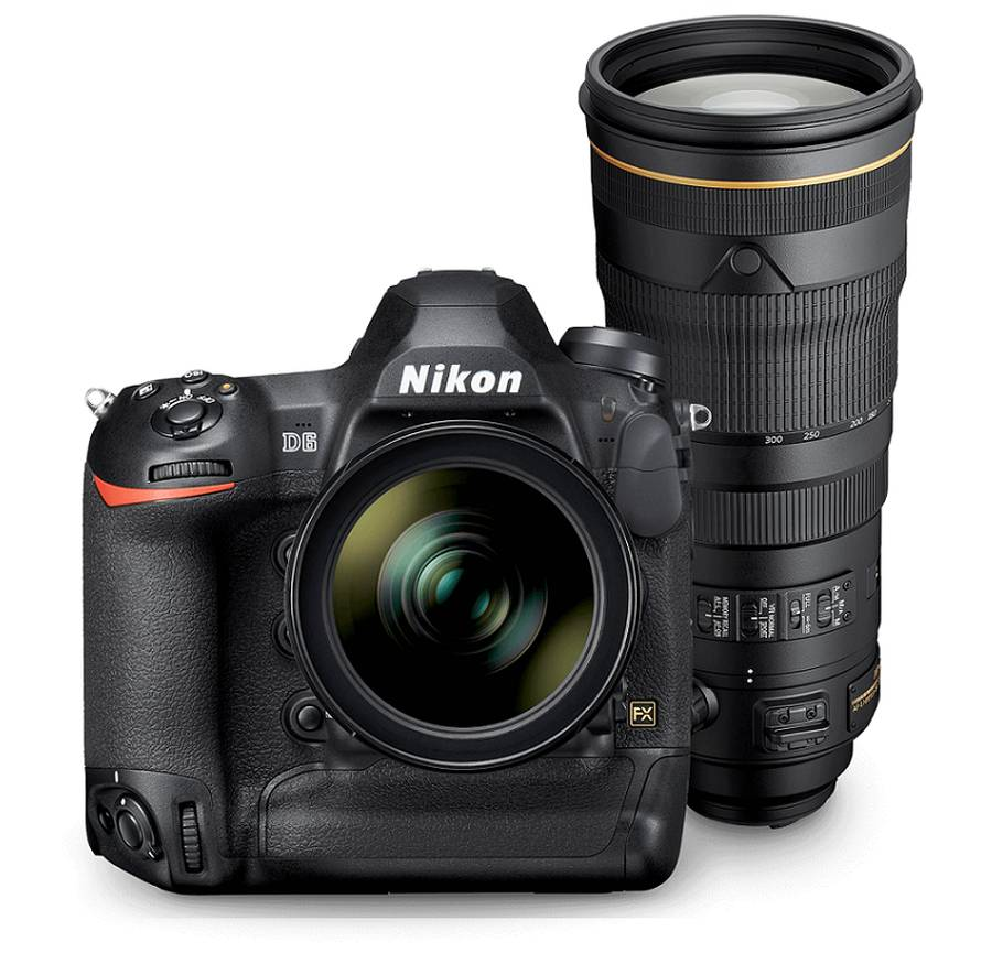 NIKON IS DEVELOPING THE D6 DIGITAL SLR CAMERA AND THE AF-S NIKKOR 120-300MM F/2.8E FL ED SR VR TELEPHOTO ZOOM LENS