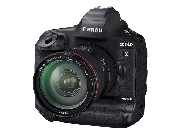 Canon EOS-1D X Mark III  DSLR to be announced Soon
