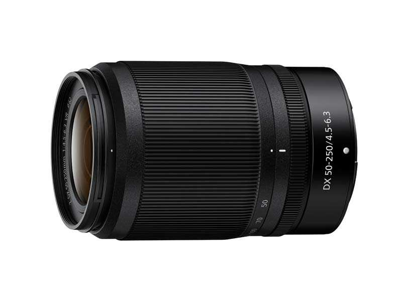 Nikon releases the NIKKOR Z DX 16-50mm f/3.5-6.3 VR standard zoom lens, and the NIKKOR Z DX 50-250mm f/4.5-6.3 VR telephoto zoom lens