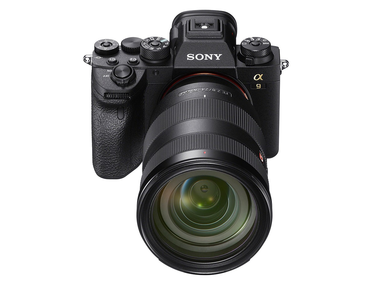 Sony Alpha A9 II Firmware Update Brings General 'Stability & Performance' Improvements