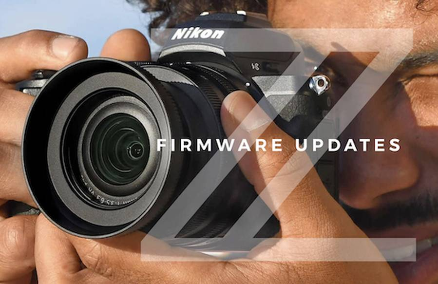 New Nikon Z50 and D780 firmware updates released, Plus new versions of Capture NX-D and ViewNX-i