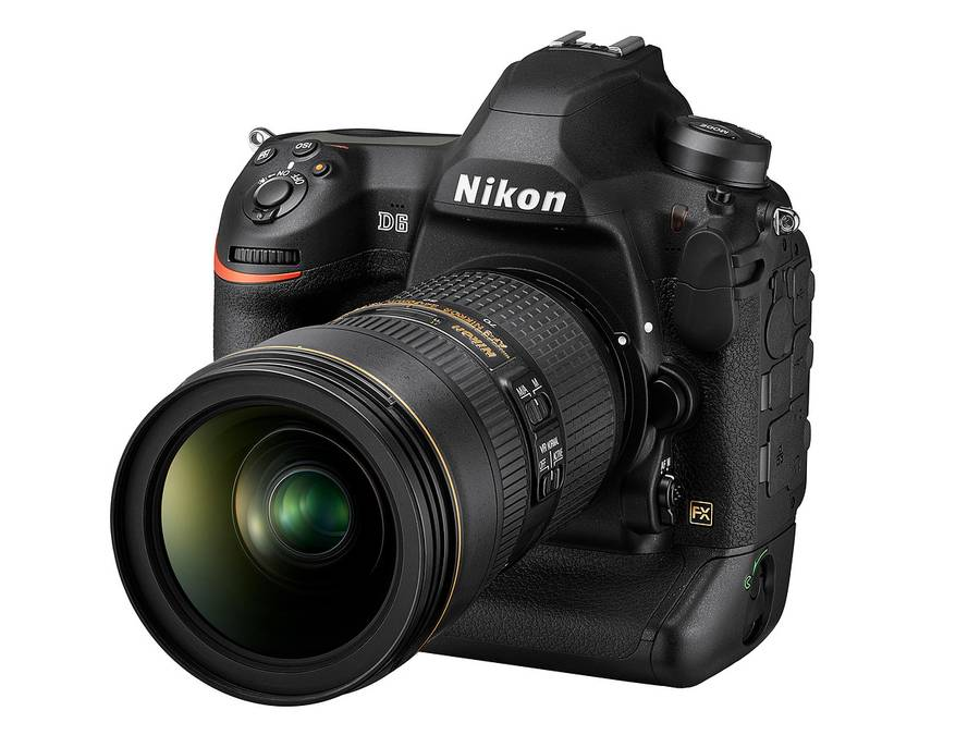 Decisive Power. Faster Workflow. Absolute Reliability: The New Nikon D6 Gives Professionals the Edge When It Matters Most