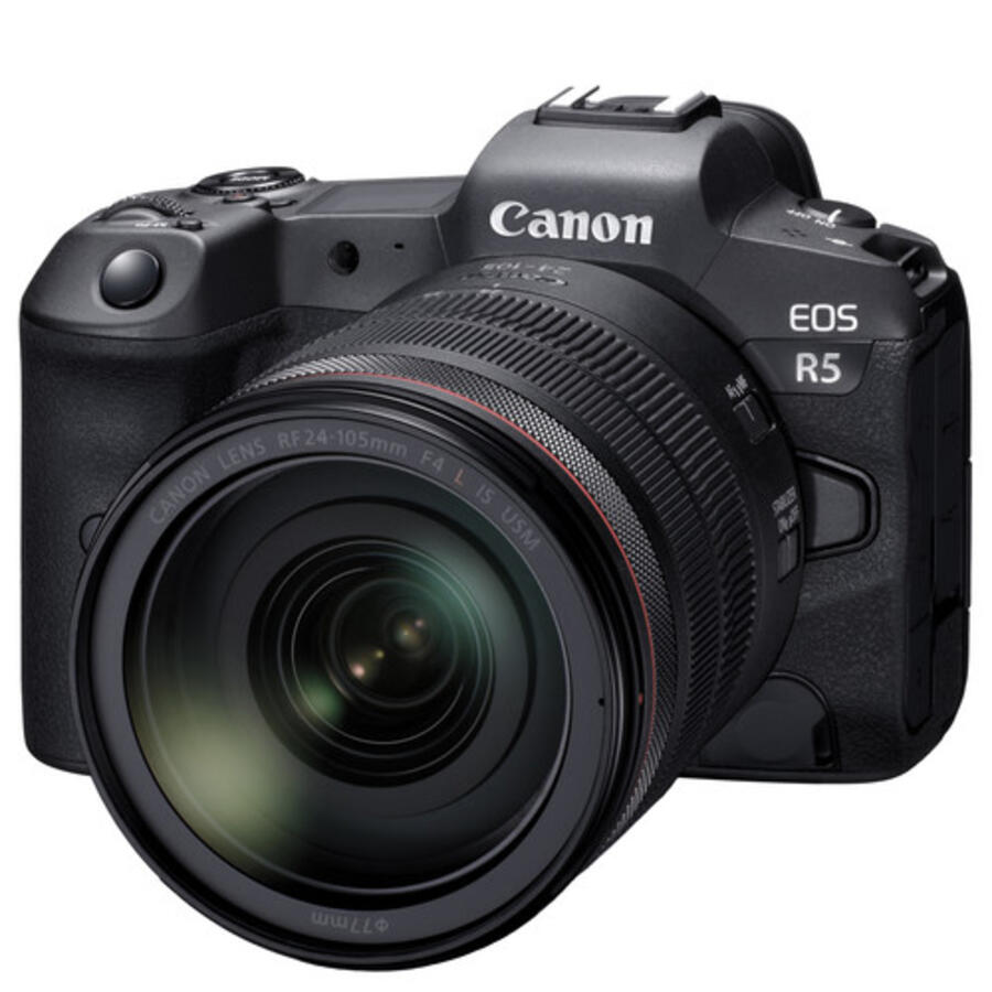 Canon EOS R5 in Stock and Shipping