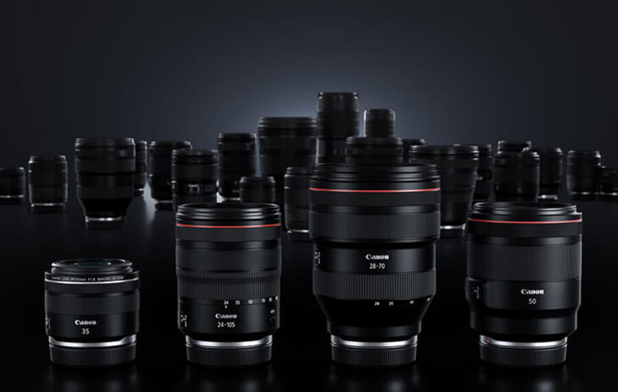 Canon to Announce Many Lenses at One Time in the Second Half of 2021