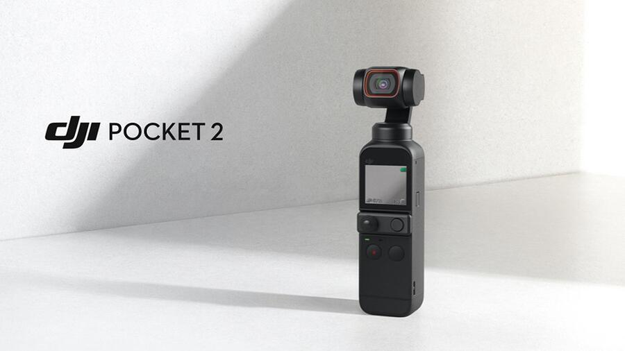 Capture Life's Meaningful Moments with DJI's Smallest Stabilized Mini 4K Camera, The DJI Pocket 2