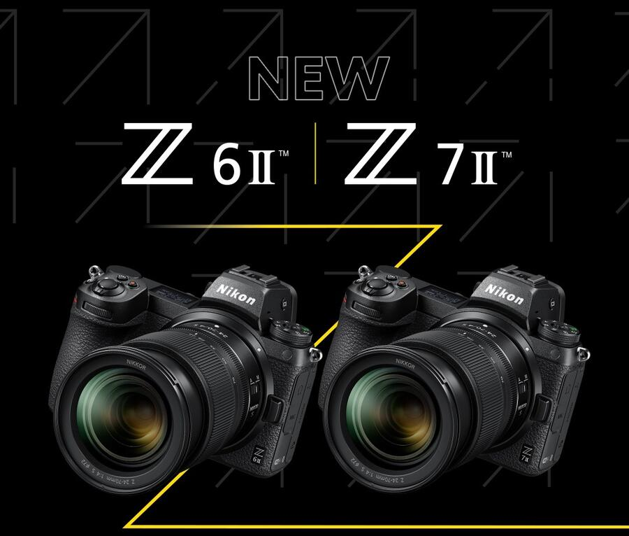 THE NEXT CHAPTER OF Z IS HERE: NIKON DELIVERS MORE OF EVERYTHING WITH THE NEW Z 7II AND Z 6II FULL-FRAME MIRRORLESS CAMERAS