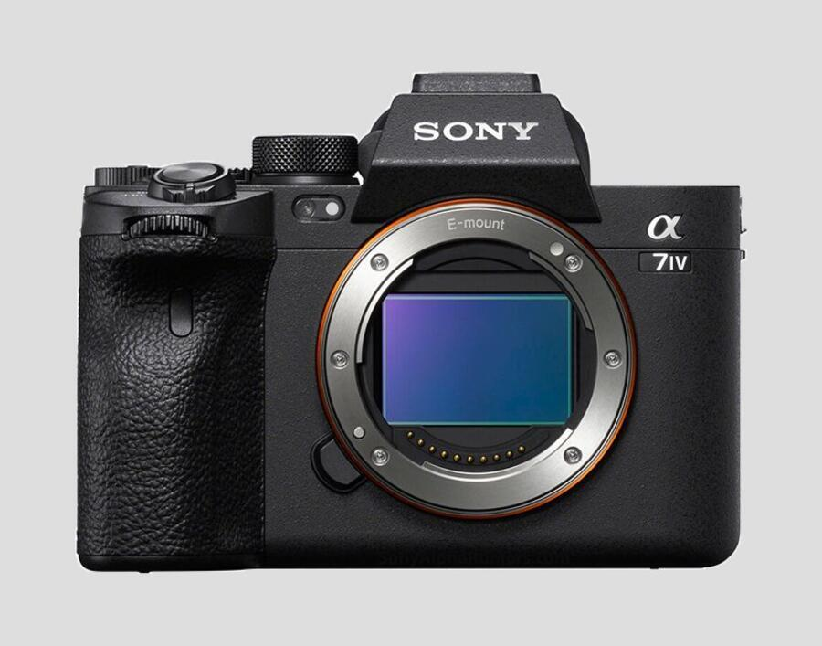 New Sony WW734234 Camera Registered - Could be the Sony A7 IV