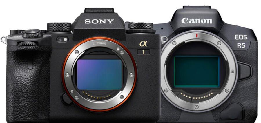 Sony a1 vs Canon EOS R5  - 8K Video Comparison